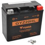 Batterie Yuasa GYZ20HL -Y- FERME TYPE ACIDE SANS ENTRETIEN