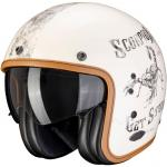 Casque BELFAST CARBON PIQUE SCORPION