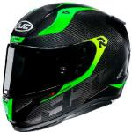 Casque RPHA 11 CARBON BLEER MC4H HJC RPHA