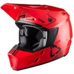 Casque cross Leatt GPX 3.5 - RED V20.1 2020