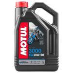 Huile moteur Motul 3000 20W50 4L