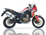 Silencieux homologue IXIL SOVE CRF1000L Africa Twin  16 17
