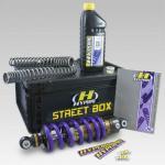 Street Box Hyperpro CB600 Hornet  2007 2014