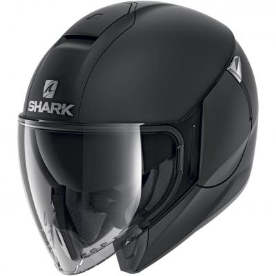 Casque CITYCRUISER BLANK SHARK