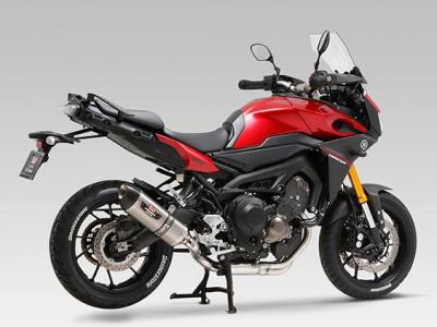 Ligne complete NH Yoshimura R 77S INOX MT 09   SP   Tracer   GT  XSR900
