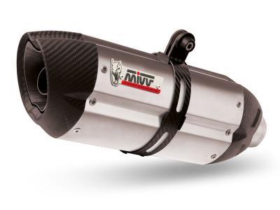 Silencieux homologue MIVV Suono inox Z1000   SX  10 13